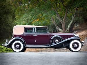 1932 Cadillac Phaeton 1932 Cadillac V16 452 B All Weather Phaeton By Fisher 32