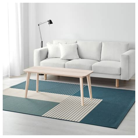 indoor outdoor rugs ikea roskilde rug flatwoven indoor outdoor green blue