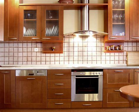 Cherry Wood Kitchen Cabinets by Oli Meble Produkcja Na Zam 243 Wienie Meble Kuchenne