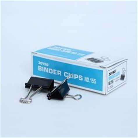Binder Clil 155 binder clip 155 joyko atk qita