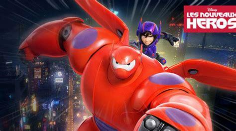 film disney les nouveaux heros les nouveaux h 233 ros le premier disney marvel kiwiweb