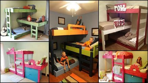 space conserving furniture conserving space and staying trendy with bunk beds