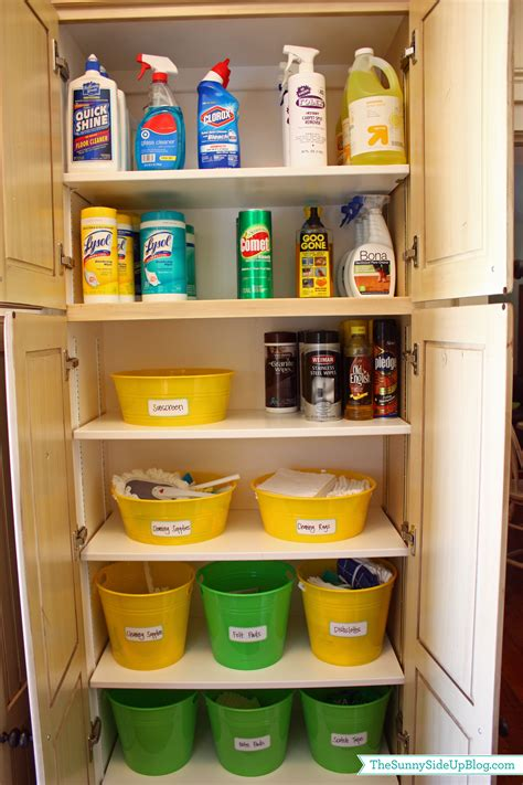room supplies 20 ways to organize your home and the side up