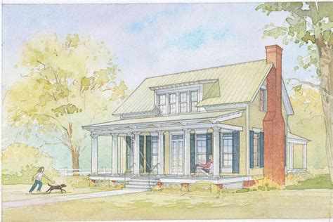 southern living french country house plans southern country living house plans