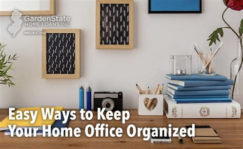 how to organize your office and keep it that way easy ways to keep your home office organized garden