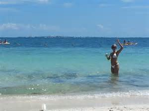 Wife At The Beach Picture Of Excellence Playa Mujeres