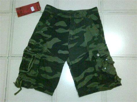 Celana Pendek Fashion Modern Indonesia 1 harga celana army look techunits