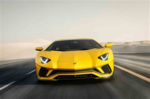 Lamborghini Front View 2017 Lamborghini Aventador S Revealed With 730 Hp Motor