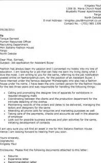 check out our assistant buyer cover letter sle