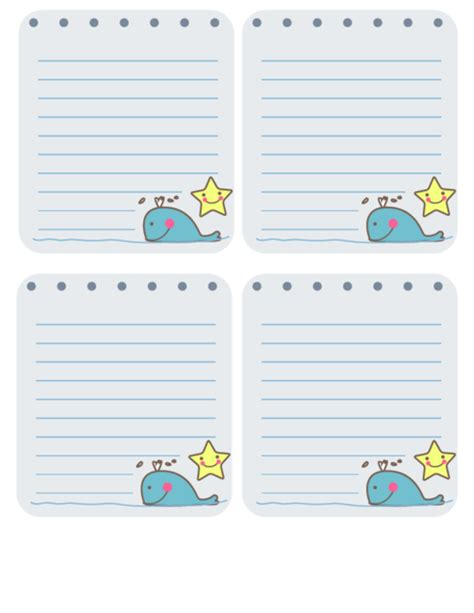 printable note cards printable note cards for kids 1 kidspressmagazine com
