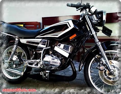 spesifikasi harga dan gambar modifikasi motor rx king paling keren