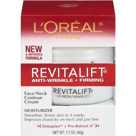 L Oreal Anti Aging l oreal revitalift anti wrinkle firming and