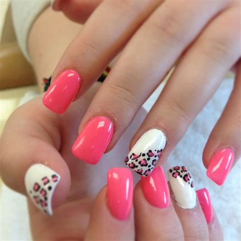 cute pattern nails cute classy nail designs for short nails to do at home