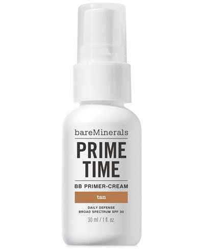 Coming Soon Prime Time Primer From Bare Escentuals by Bare Escentuals Bareminerals Prime Time Daily Defense Bb