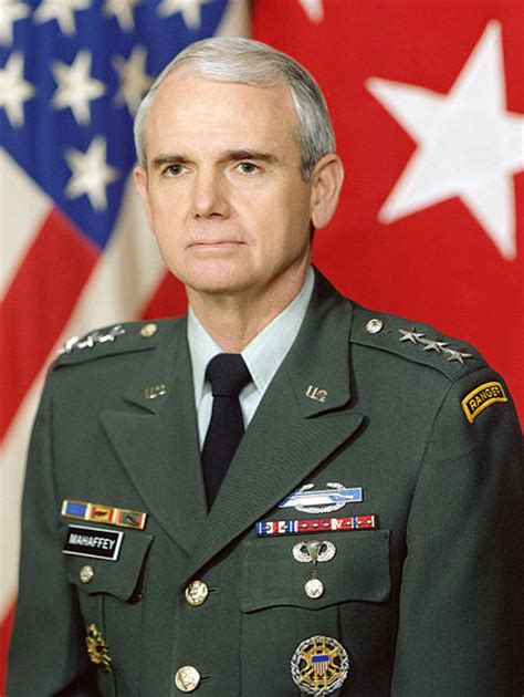 General Officer by Fred Keith Mahaffey General United States Army