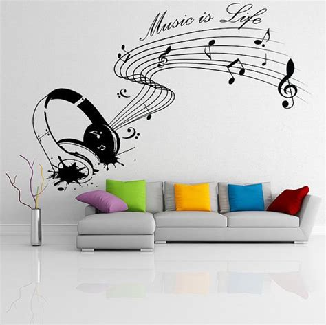 music decals for bedroom best 25 wall decal quotes ideas on pinterest wall