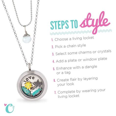 Origami Owl Steps - 17 best images about origami owl living lockets on