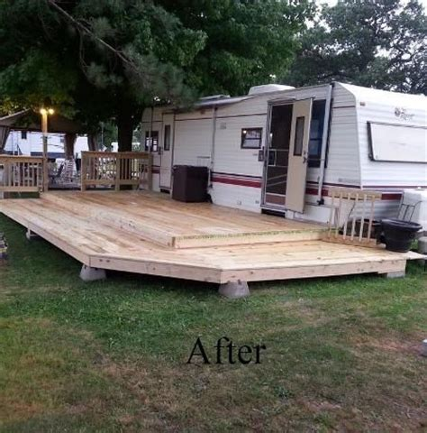 lada wood portatile build a deck for cer images cing