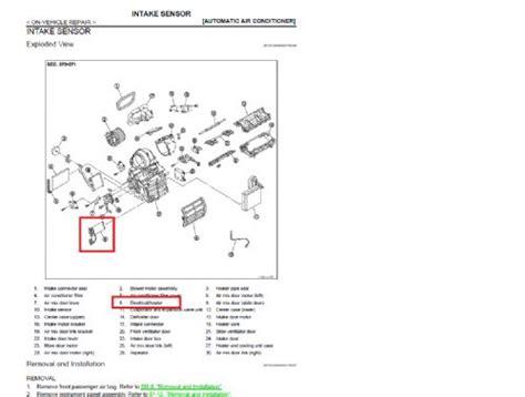 car temperature sensor location get free image about