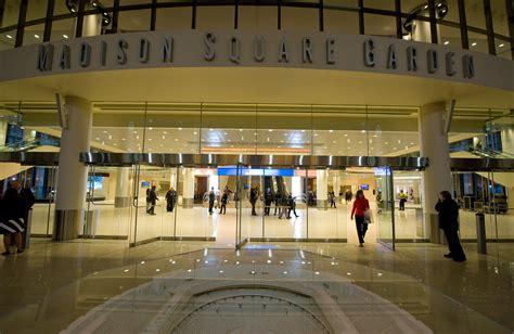penn station madison square garden