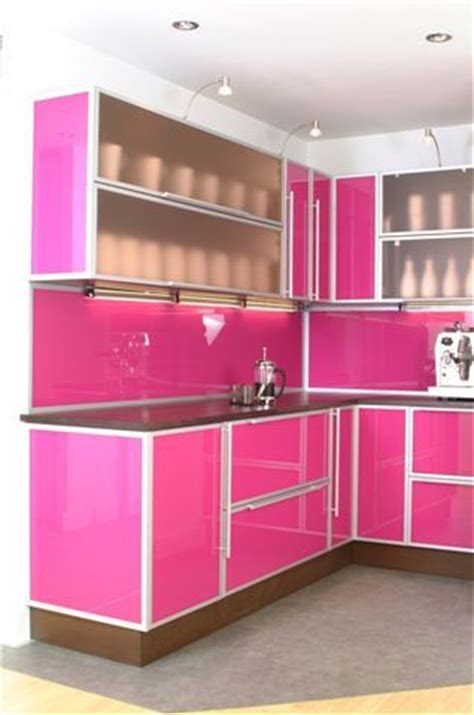 Pink Kitchen Cabinets Best 25 Pink Kitchens Ideas On Pinterest Pink Kitchen Interior Pink Kitchen Decor And Pink