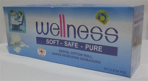 Wellness Kapas Bola prosehat aplikasi kesehatan dokter dan apotek