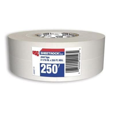 sheetrock 250 ft drywall joint 382175 the home