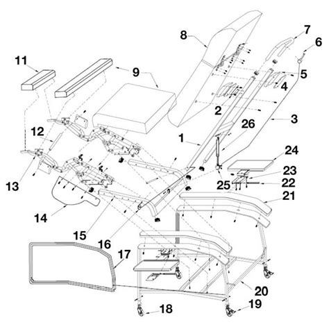 lazy boy recliners replacement parts lazy boy recliner diagram lazy free engine image for