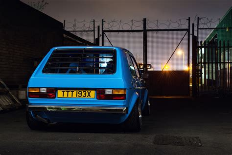 volkswagen caribe tuned vw golf mk1 tuning pictures