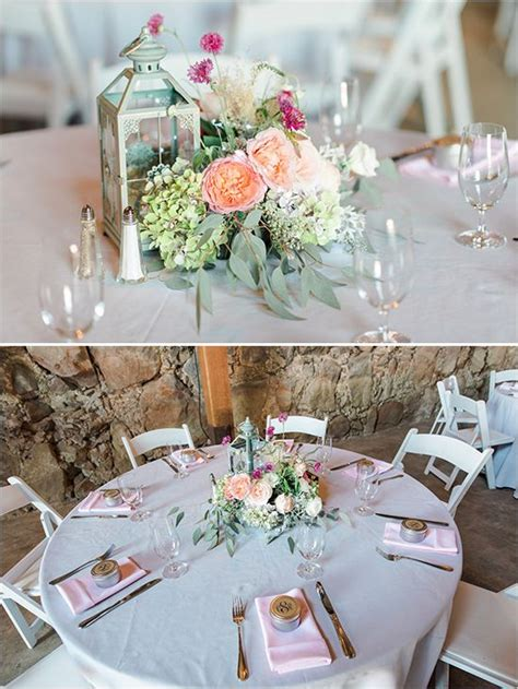 shabby chic wedding table decorations rustic pink shabby chic wedding table decor for weddings