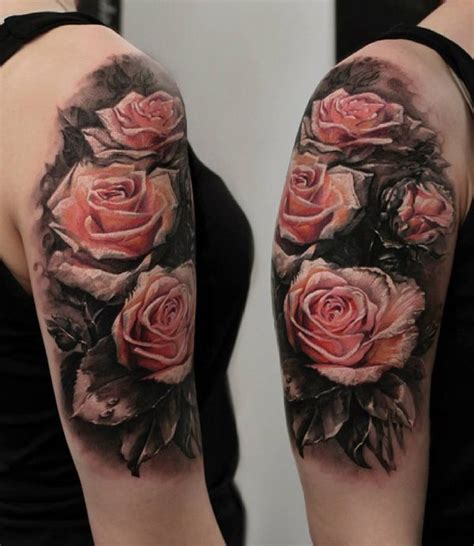 pink roses tattoo meaning 120 meaningful designs pink tattoos