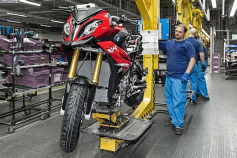 Bmw Motorräder Werk Berlin by Bmw S 1000 Xr Produktion Im Motorrad Werk Berlin Gestartet