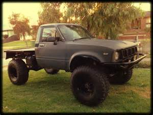 1980 Toyota 4x4 1980 Toyota Hilux 4x4 For Sale Or Vic Central