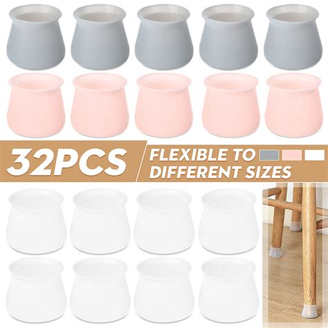 furniture silicon protection cover  chair legs  pcs