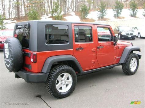 orange jeep rubicon 2009 sunburst orange pearl jeep wrangler unlimited rubicon