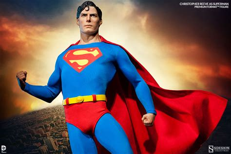 christopher reeve leg first look sideshow christopher reeve superman pf the