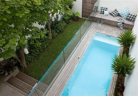 lap pools for small spaces 2 small backyard ideas designing chic outdoor spaces with