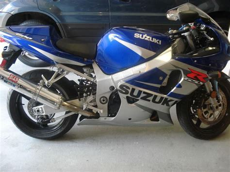 Suzuki Mpg Buy Suzuki 600 Gsxr Low Mileage On 2040 Motos