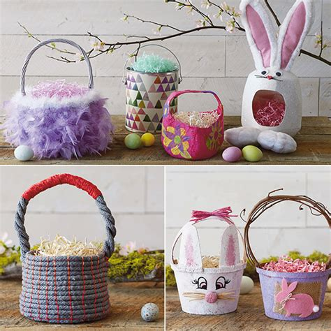 diy easter basket ideas easter basket ideas hallmark ideas inspiration
