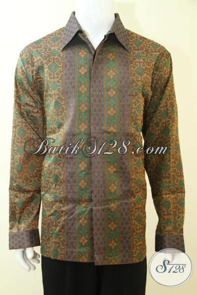 Size Baju Executive beli baju tenun premium lengan panjang furing kemeja tenun mewah tiga dimensi cocok untuk