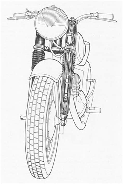 Motorrad Gabel Ausbauen Anleitung by Dkw Motorrad Restaurierung Teleskopgabel Aus Und Einbauen