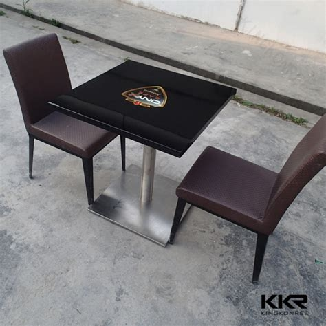 used dining tables acrylic waterfall dining table used tables and chairs