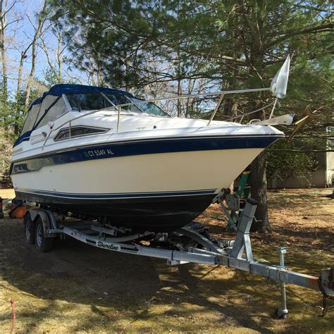 sea ray boats for sale ct 1990 sea ray 220da power boat for sale www yachtworld