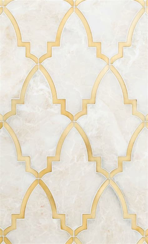Art Deco Kitchen Design by 10 Looks To Love Gold Grout Amp Insets The Ace Of Space
