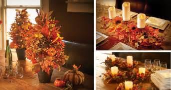 how to make a thanksgiving centerpiece diy thanksgiving centerpieces improvements blog