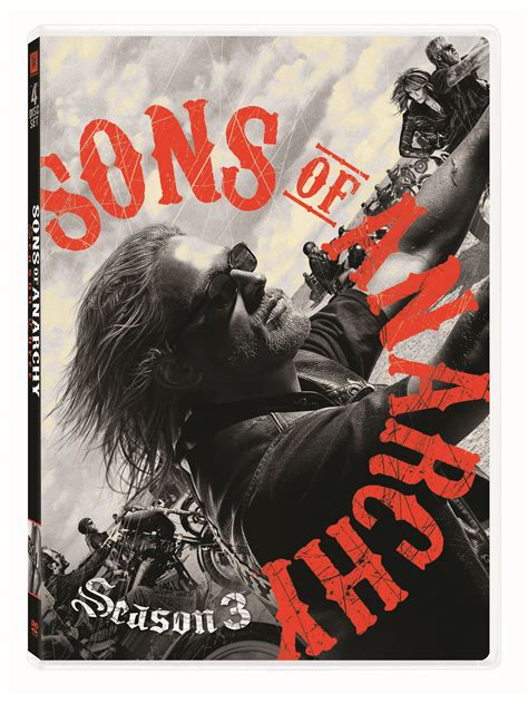 Sons Of Anarchy Giveaway - giveaway win season 3 of sons of anarchy on dvd my take on tv
