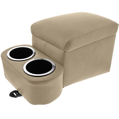 tall bench seat tan tall bench seat cruiser console cupholdersplus com