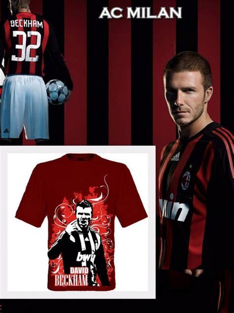 Kaos T Shirt Sox Beckham t shirt beckham wimkhan clothing