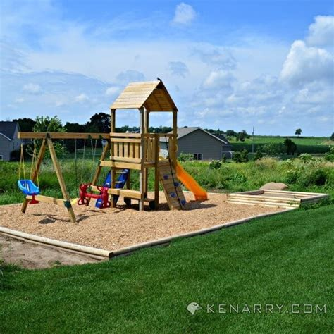 Backyard Playground by Diy Backyard Playground How To Create A Park For