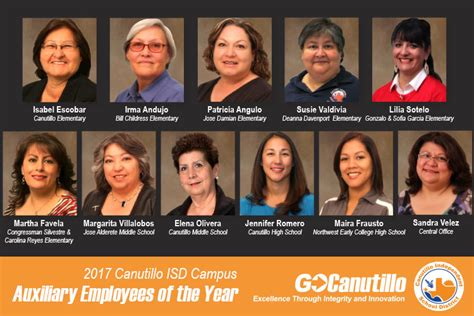jose garcia west end secondary school 2017 cus teachers and auxiliary employees of the year